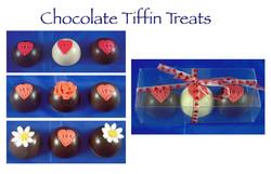 Chocolate Tiffin Treats
