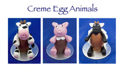 Creme Egg Animals 4