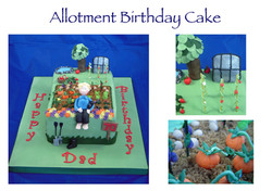 Allotment Cake