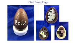 Whole Easter Eggs