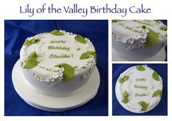 Lily of the Valley Birthday