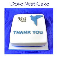 Dove Nest Cake