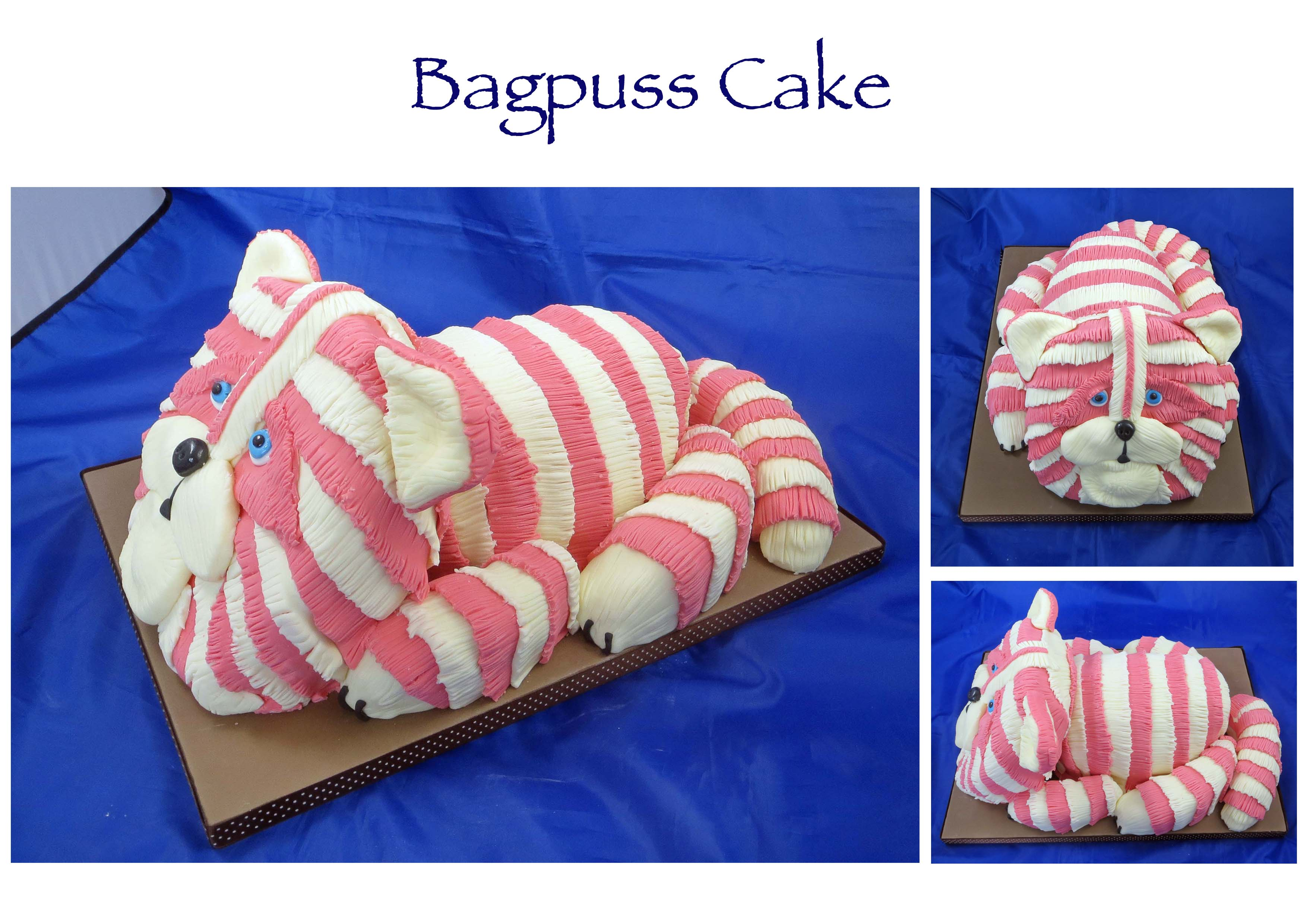 Bagpuss Cake