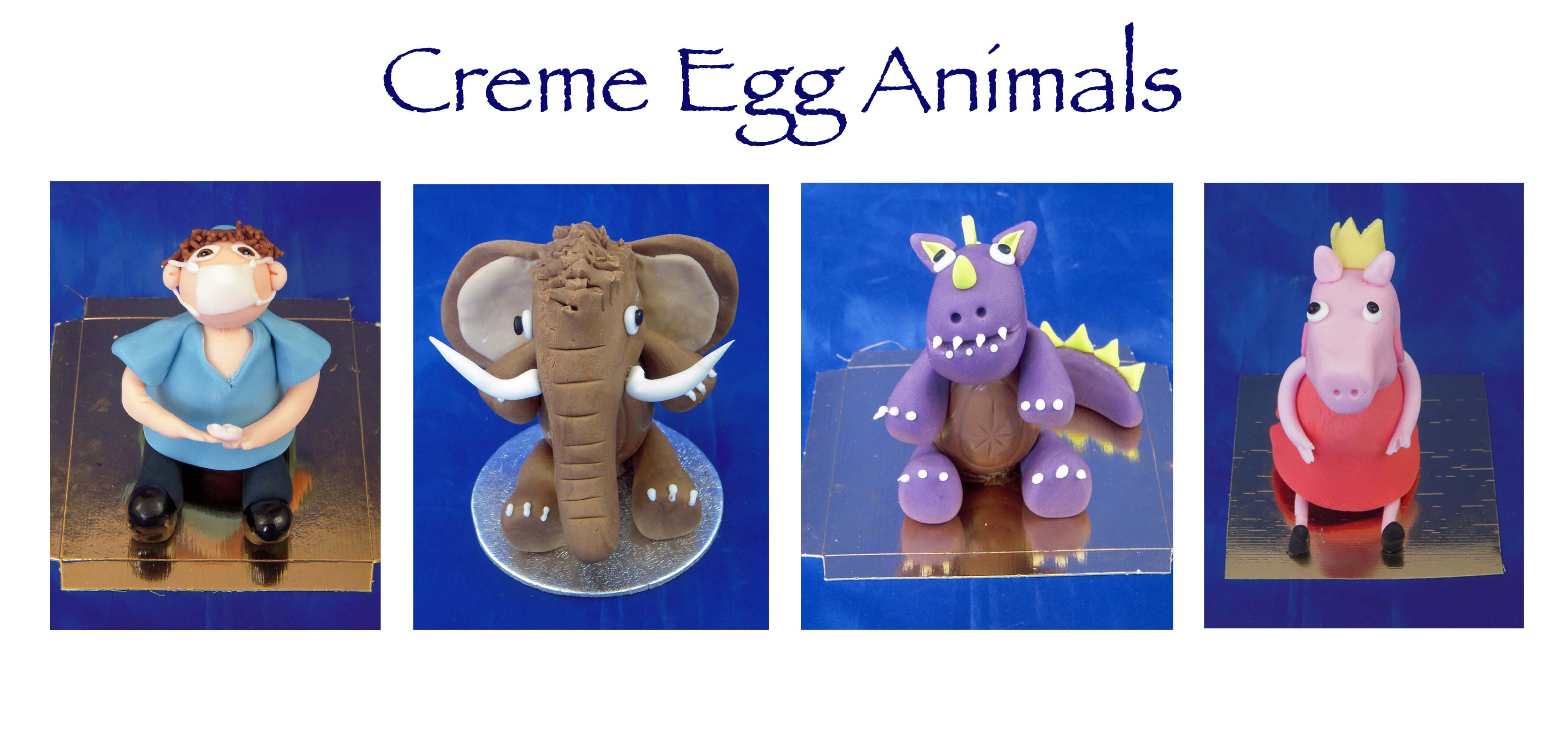 Creme Egg Animals 5