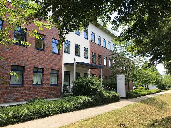 Bürogebäude Umland Stahlhande GmbH
