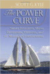 The Power Curve cover (sailboat)
