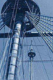 Coastwise capital ship