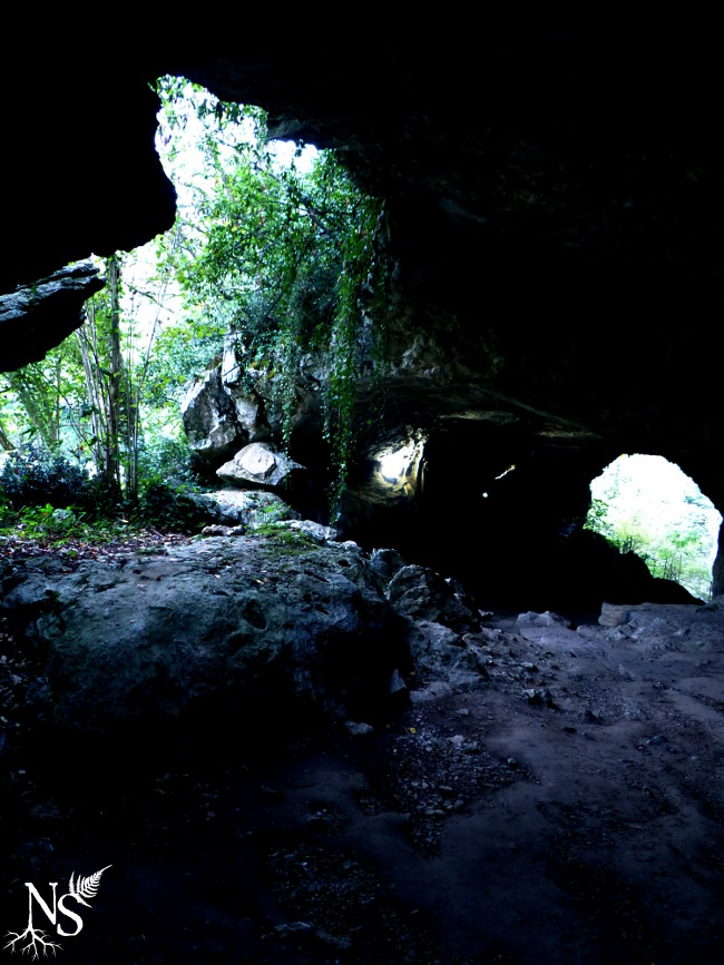 Witches caves