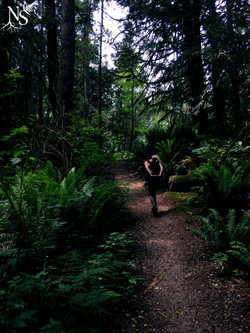 Hiking with my daughter ❉ Randonner avec ma fille