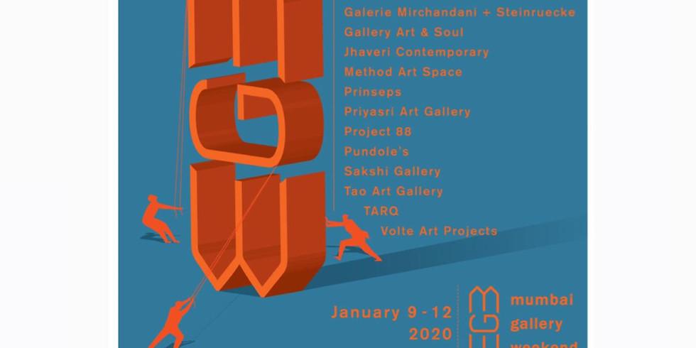 Mumbai Gallery Weekend