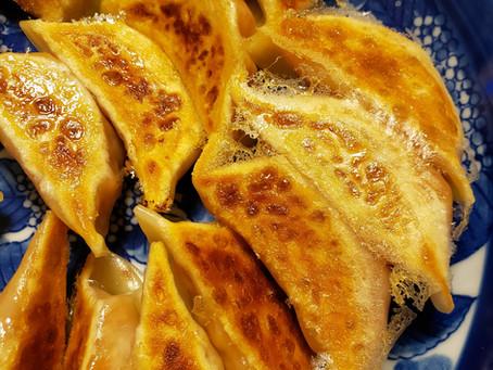 納豆肉味噌とキムチで、お腹もパパも喜ぶ餃子