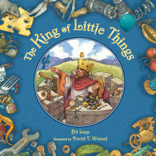 King of Little Things: Book