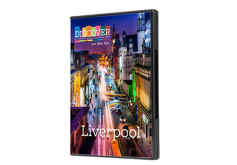 Discover Liverpool Deluxe Edition DVD