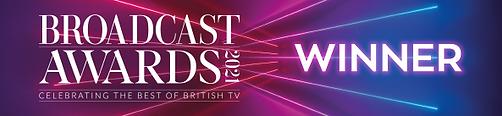 Moving On Broadcast Awards 2021 Winner