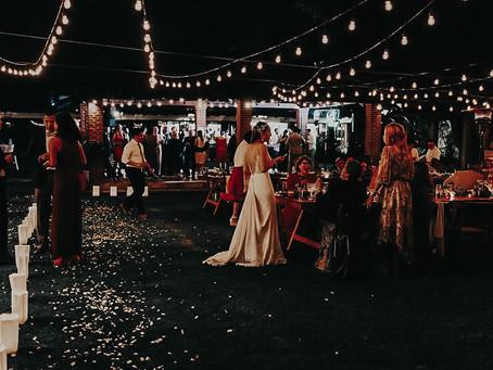 El inicio de la bodas petite