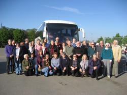 Choir trip to France