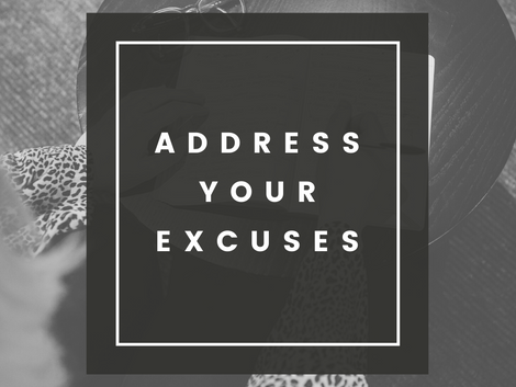 Address Your Excuses