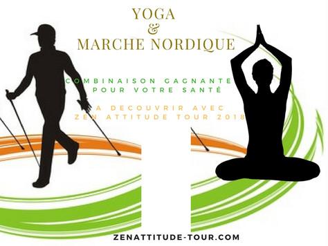 Yoga & Marche nordique