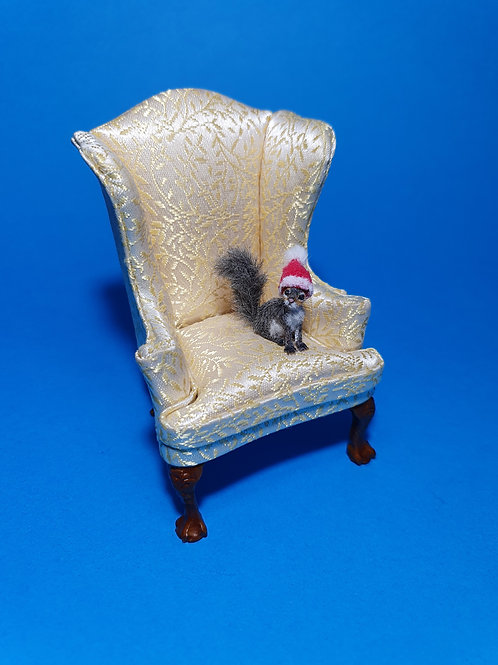 One of a kind miniature squirrel