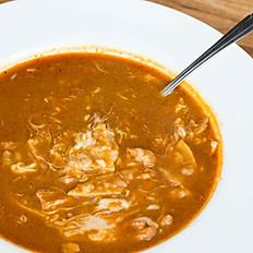 Sopa de Tortilla - Tortilla Soup
