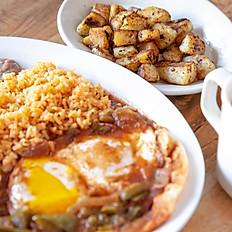Huevos Rancheros - Vegetarian