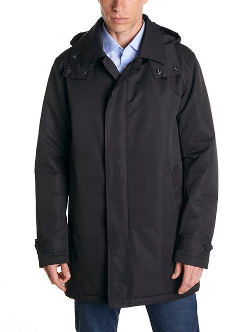 Hooded Over Coat