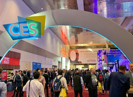 Consumer Electronics Show 2019 (CES – Las Vegas)