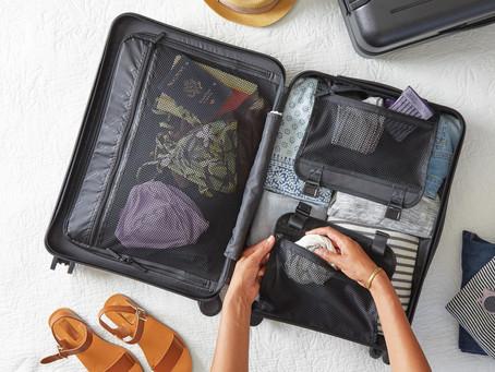 7 dicas para arrumar sua mala