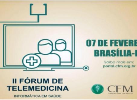 II Fórum de Telemedicina