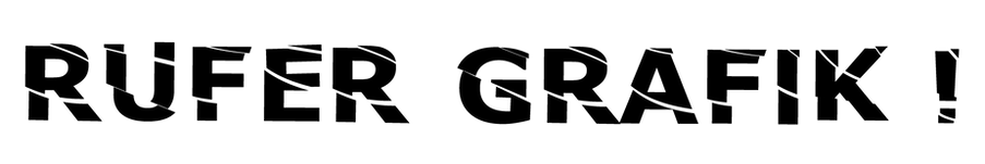 RUFER GRAFIK - Logo horizontal fond tran