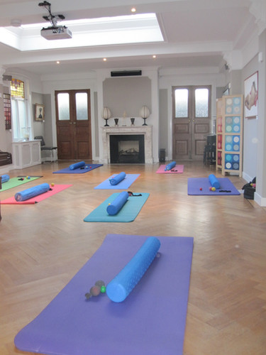Workshop Pilates