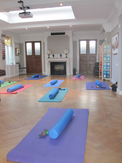 Workshop Pilates
