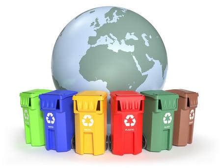 Neefektivní recyklace