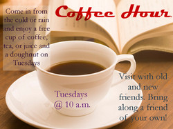 coffeehour