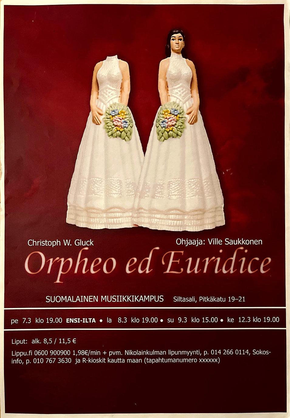 Orpheo ja Euridice -juliste, muuta nimi!
