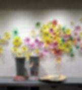 Jessica Organ, Bottle flowers.jpg