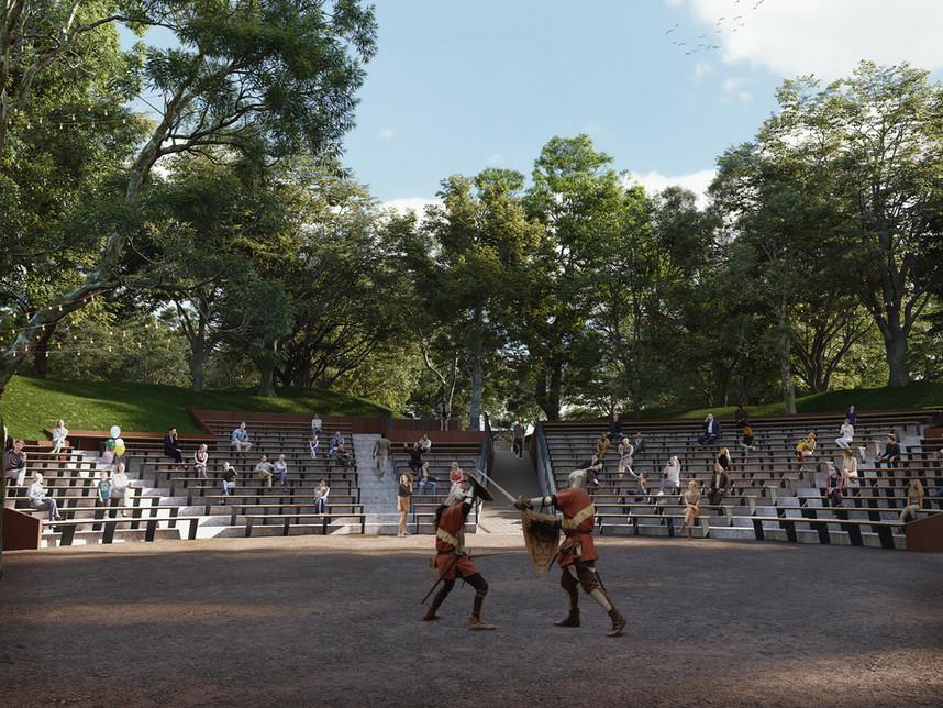 Amphitheater-Birten_STADT-XANTEN_Visu-1_
