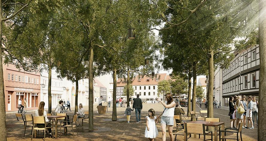 Kornmarkt-Osterode_LOHAUS_Visu-Baumhain_