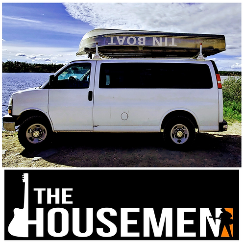 Tin Boat by The Housemen - Advance Purchase - Full Album