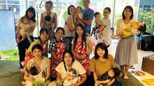 みんなで祝おう!湘南ママのためのハーフバースデーParty!