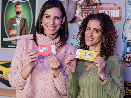 Sweet Victory - Conquering Sugar Cravings with a Natural Chewing Gum