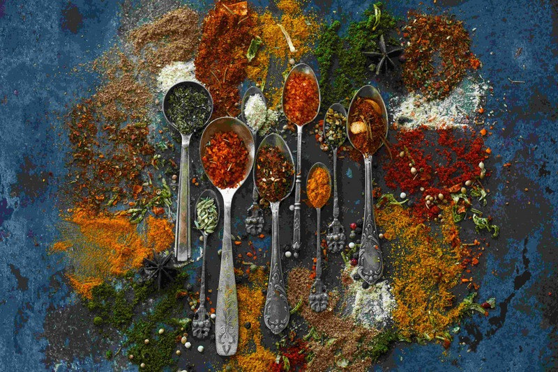 spice blends free of additives and gluten