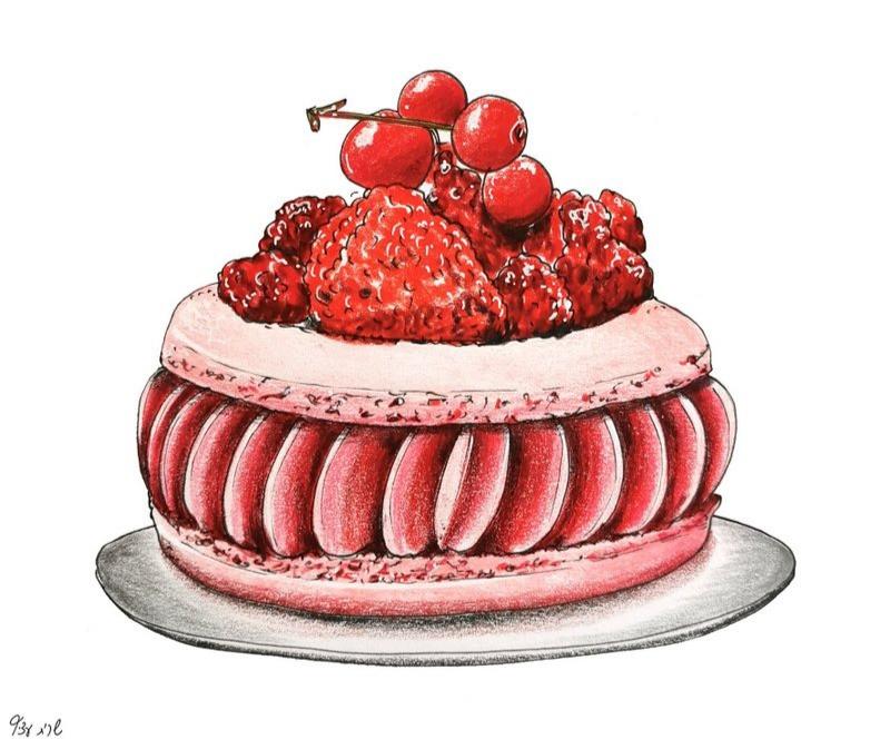 Sarit Atzitz - Food & Lifestyle Illustrator
