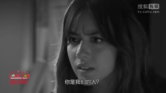 Coca Cola (China) Bottle Lines with Chloe Bennet (Agent of Shields)