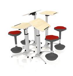 MIen Sit Stand