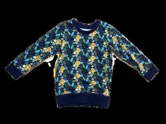 Pullover Löwe