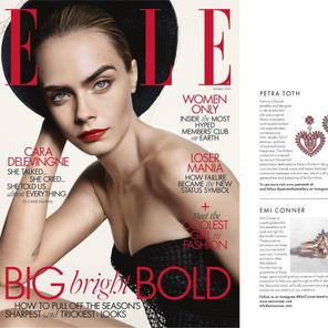 Elle - Bijoux Edit (October 2019)