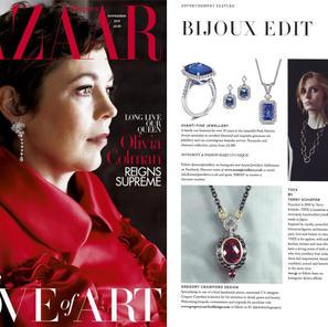 Harper's Bazaar (November 2019)