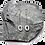 Thumbnail: Stainless Steel Flat Chainlink Dangle Earrings
