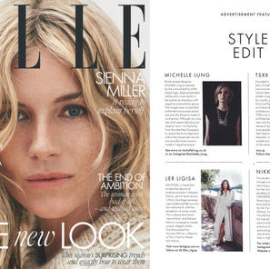Elle - Style Edit (November 2019)